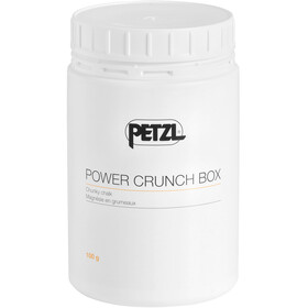 Petzl Power Crunch Box - Magnésie - 100g blanc